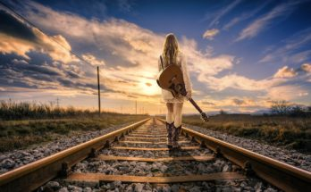 railway country girl